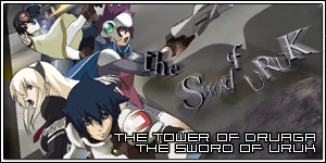 The Tower of Druaga - Tha Sword of Uruk