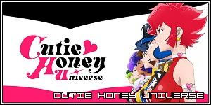 Cutie Honey Universe