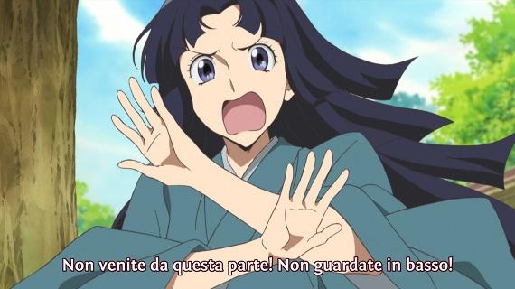 [2441] Haikara-san ga Tooru Movie – Parte 1 (con Owari Subs)