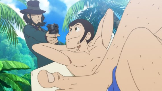 [2514] Lupin III – Goodbye Partner