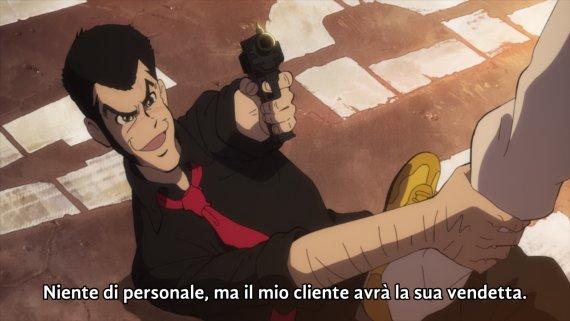 [2540] Lupin III – La menzogna di Fujiko Mine