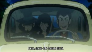 Lupin III: Italian Game (Blu-Ray)
