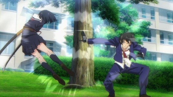 Busou Shoujo Machiavellianism ep. 1 (Blu-ray uncut)