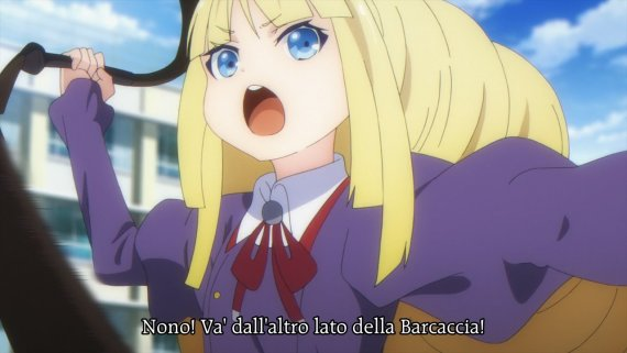 Busou Shoujo Machiavellianism ep. 2 (Blu-ray)