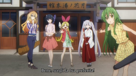 [2531] Busou Shoujo Machiavellianism (serie completa, blu-ray uncensored)