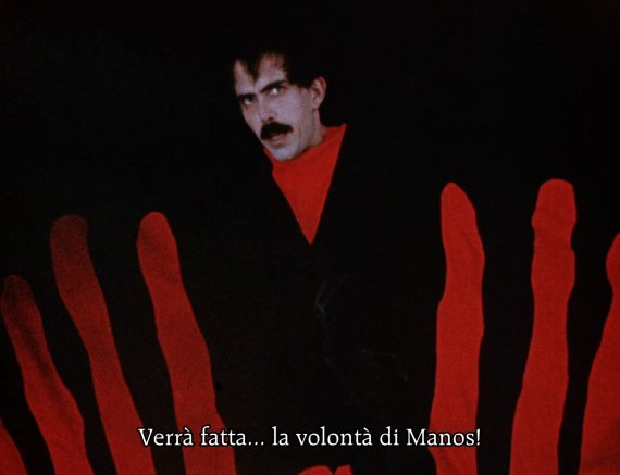 [2430] Manos: The hands of fate (blu-ray rimasterizzato)