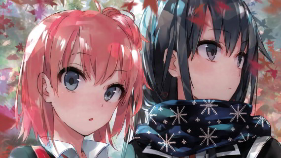 Oregairu – Light Novel
