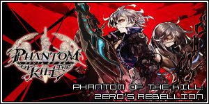 Phantom of the Kill: Zero's Rebellion