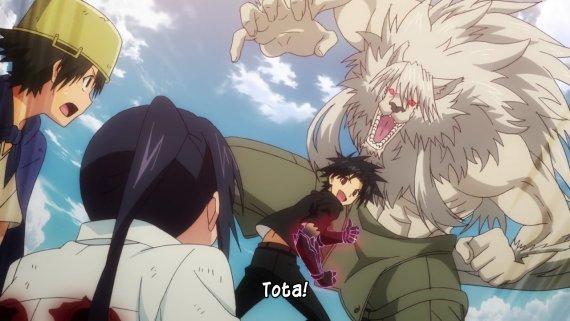 [2294] UQ Holder! Mahou Sensei Negima! 2 ep. 05