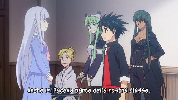[2333] UQ Holder! Mahou Sensei Negima! 2 ep. 10